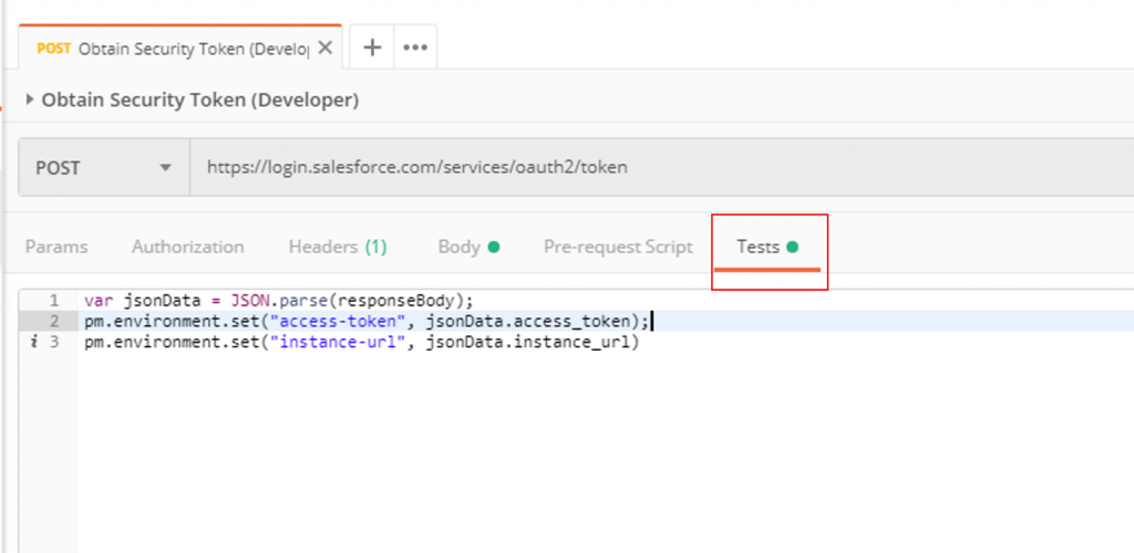 Introduction to the Salesforce REST API (using Postman) | Ballard