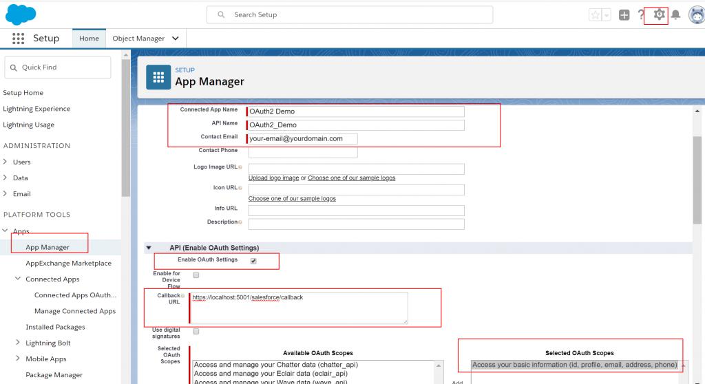 Understanding OAuth 2 0 Web Server Flow In Salesforce | Ballard Software